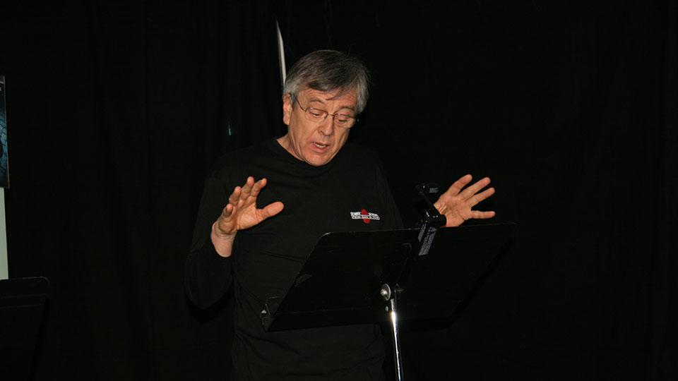 Jacques Maréchal – Festival du Polar de Saint-Quentin-en-Yvelines