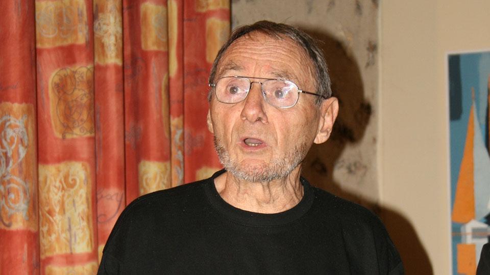 Michel Delépine, lecture de Coule la Seine au Festival du Polar