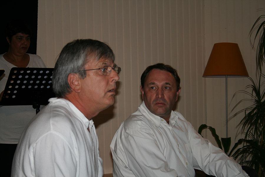 Spectacle de lecture autour de la nouvelle de Franck Pavloff