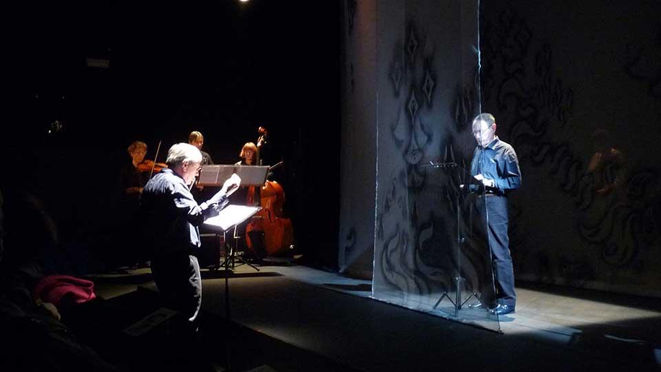 Guy de Maupassant avec Le Père Boitelle s'invite sur scène dans une lecture theatralisée de Contes en Bande