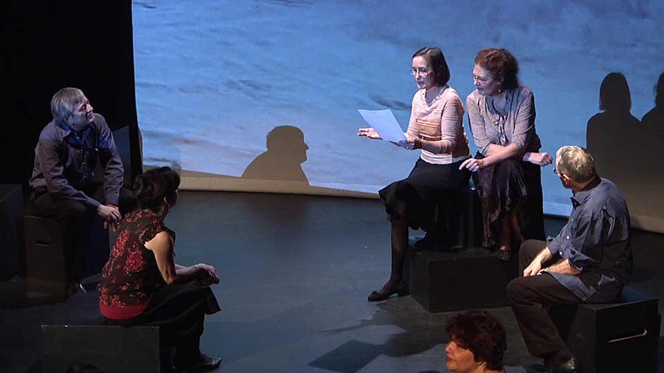 De Londres à Guernesey - lecture théâtralisée à Saint Quentin en Yvelines