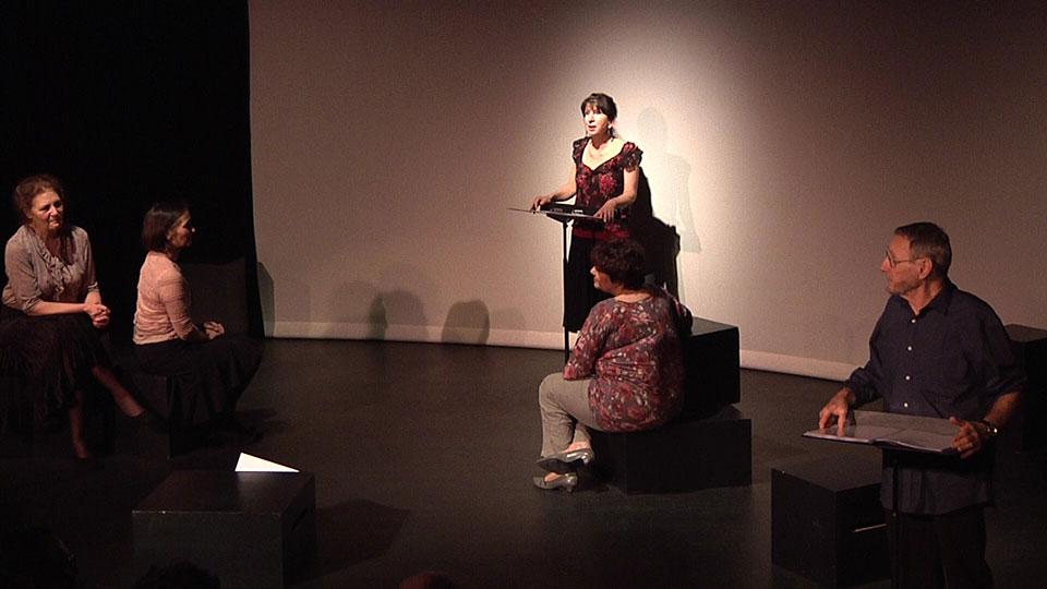 De Londres à Guernesey - lecture théâtrale adapté du livre le Cercle littéraire des amateurs d'épluchures de patates