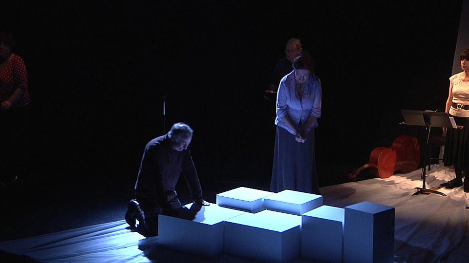 Premiere nuit de Luigi Pirandello - Une lecture théâtrale de Contes en Bande
