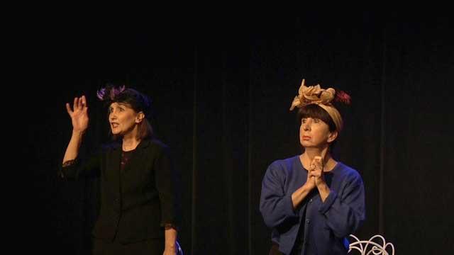 Humour en variation, Le Défunt de René de Obaldia – lecture théâtre