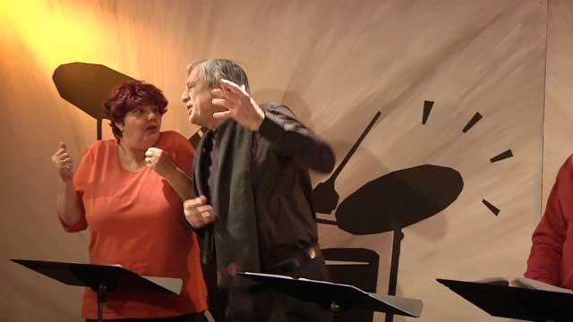 Lecture théâtralisée Contes en Bande – L'Augmentation de George Perec