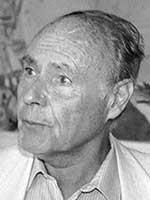 René de Obaldia, auteur de la pièce de théâtre Le Défunt