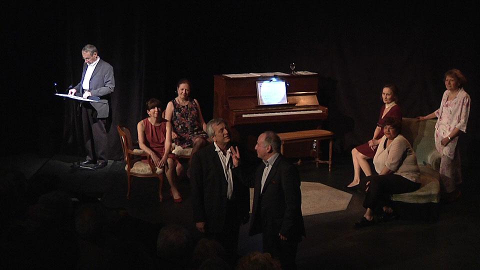 Contes en Bande joue Bel Ami au Prisme à élancourt