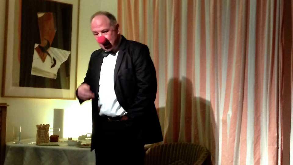 Spectacle à domicile – L'Apéritif de Roland Dubillard