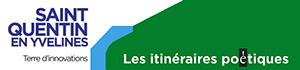 Logo Les itinéraires poétiques de Saint Quentin en Yvelines