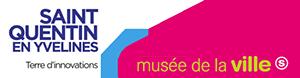 Logo du musée de la ville de St-Quentin-en-Yvelines