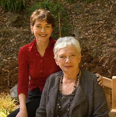 Mary Ann Shaffer et Annie Barrows, auteures du Cercle littéraire des amateurs d'épluchures de patates