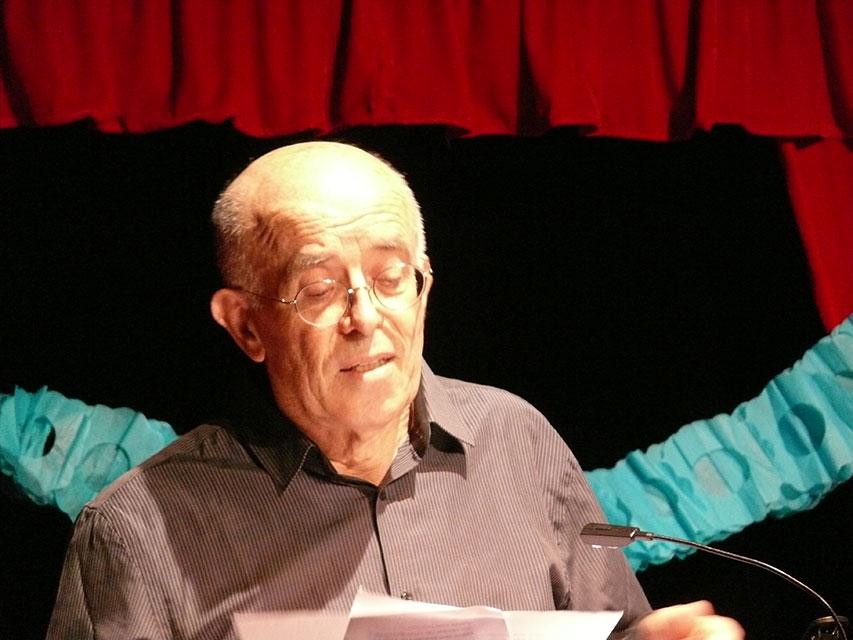 Dominique Martineau - lecteur de Contes en Bande - le liseur du 6h27