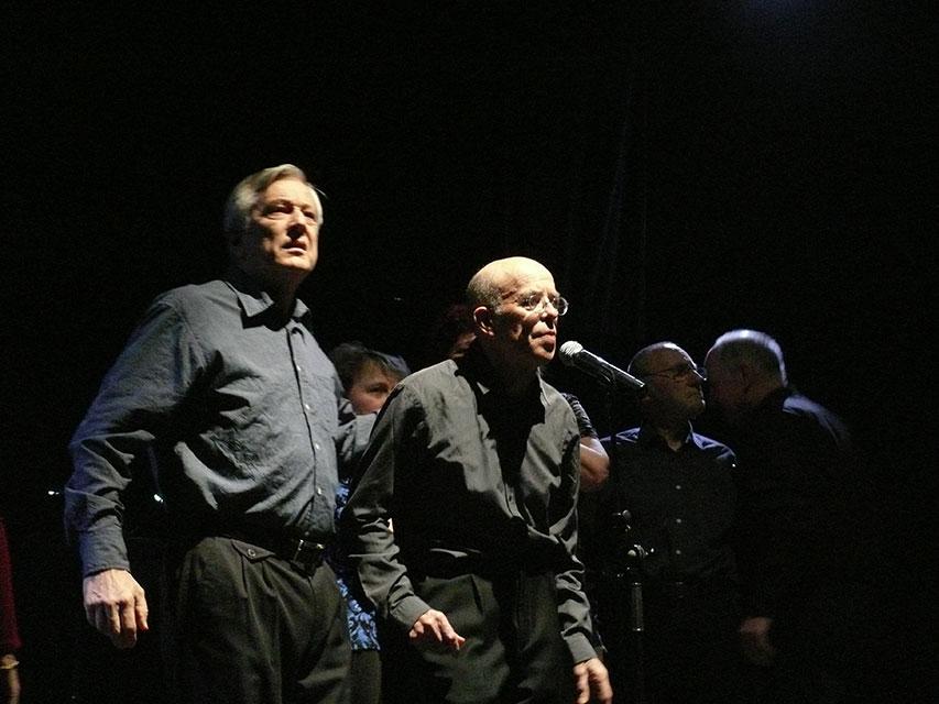 Contes en Bande - lecture théâtrale au Prisme à Elancourt