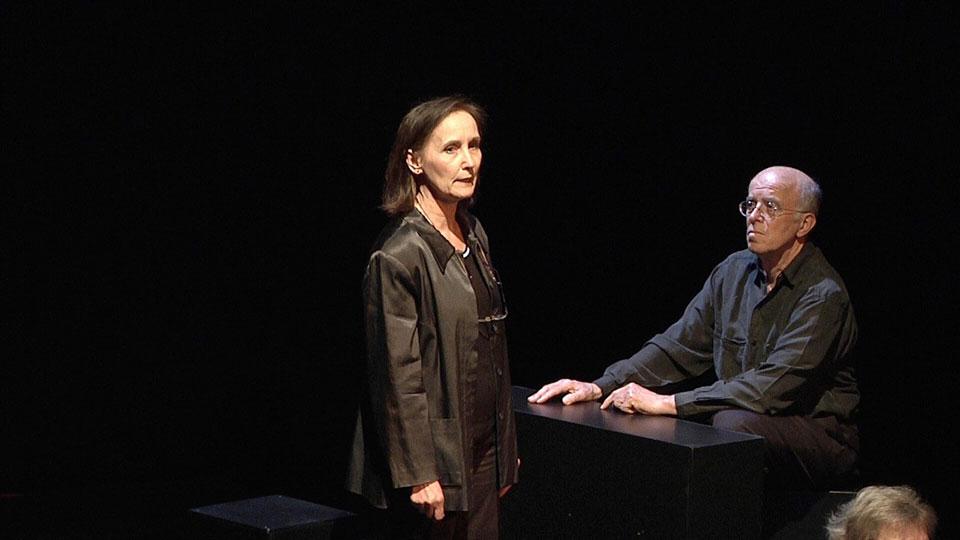 Spectacle de lecture, adaptation d'Un avion sans elle, roman policier de Michel Bussi