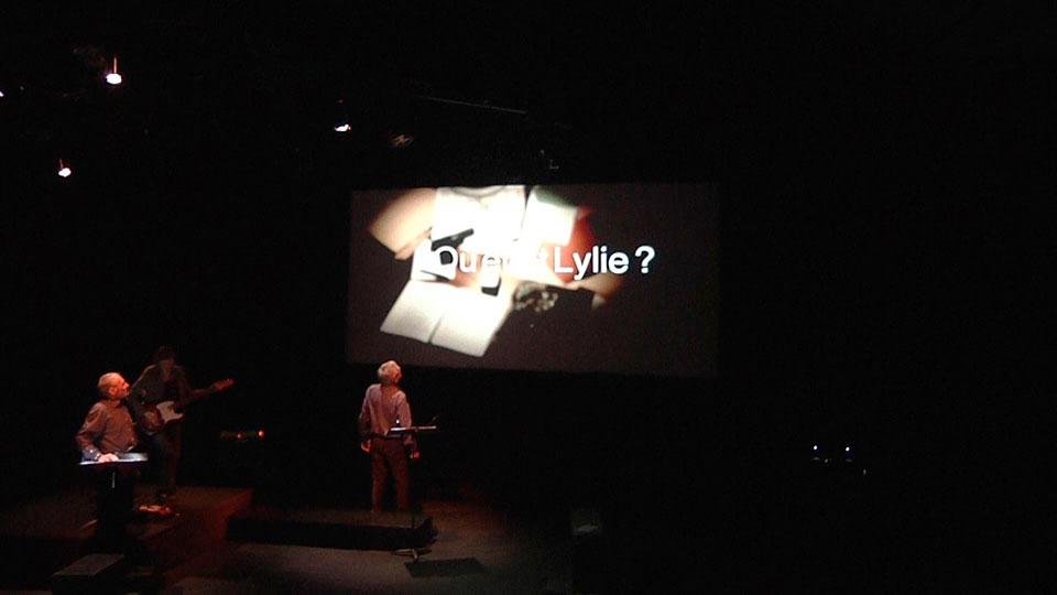Contes en Bande dans la lecture théâtralisée Lylie inspirée par le Roman de Michel Bussi