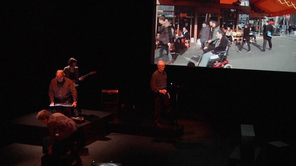Lylie, lecture théâtre adaptée d'un avion sans elle de Michel Bussi