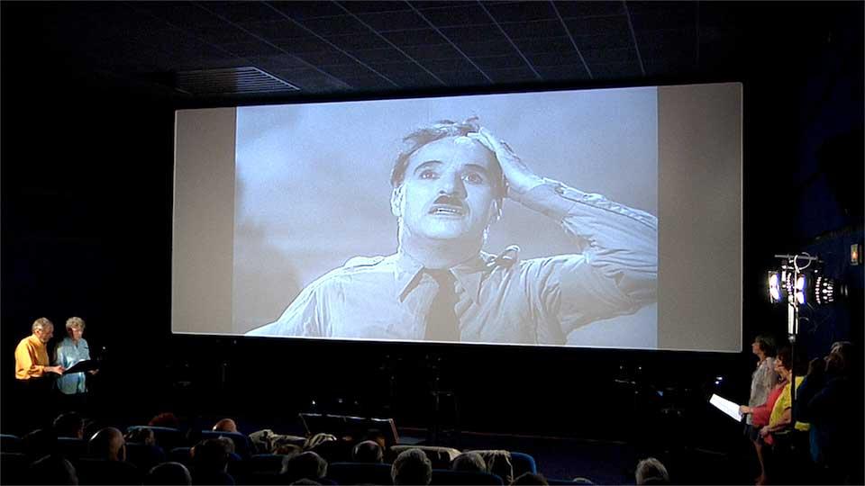 Le Dictateur de Charlie Chaplin repris dans une lecture théâtrale
