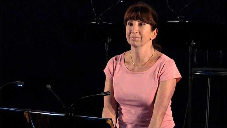 Rosine Damais, lectrice de Contes en Bande, troupe des Yvelines