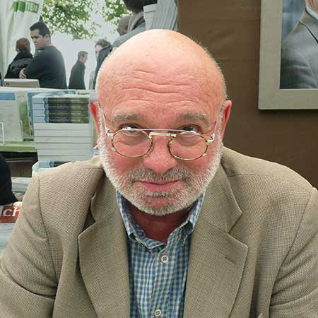 Michel Quint Auteur d'Effroyables Jardins et d'Aimer à peine