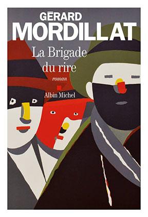 La brigade du rire - roman de Gérard Mordillat - adapté par Contes en Bande