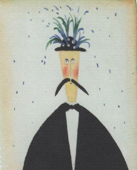 Illustration - Jacques Prévers, ses poèmes et ses chansons