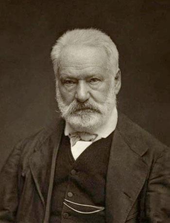 Victor Hugo par Etienne Carjat 1876
